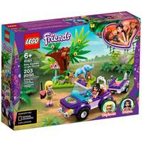 Lego Friends - Resgate Na Selva Do Filhote De Elefante - 41421