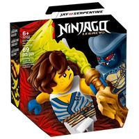 Lego Ninjago - Conjunto De Combate Épico - Jay Vs Serpentine - 71732