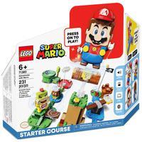 Lego Super Mario - Aventuras Com Mario - Pack Início - 71360