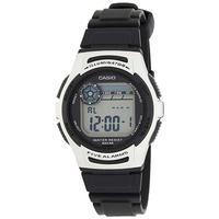Relógio Unissex Casio Digital W-213-1avdf - Preto