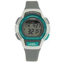 Relógio Feminino Casio Digital Lws-1000h-8avdf - Branco/cinza