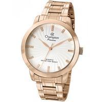 Relógio Feminino Champion Analógico Cn29276z - Rosê