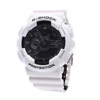 Relógio Masculino Casio G-shock Ga-110gw-7adr - Branco