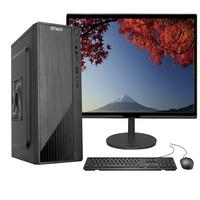 Computador Completo Fácil, Intel Core I3, 8gb, Ssd 480gb, Monitor 15 pol Hdmi Led, Teclado e Mouse