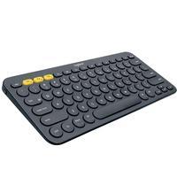 Teclado Logitech K380, Bluetooth, Multi-device, Pc, mac, chrome Os, android, ios, apple Tv, Cinza, Us - 920-007564