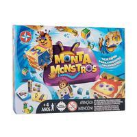 Jogo Monta Monstros - Estrela 1001603100116