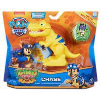 Patrulha Canina - Figuras Dino Chase & Tyrannosaurus Sunny