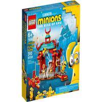Lego Minions Combate De Kung Fu Dos Minions - 75550