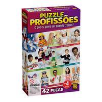 Puzzle Profissões