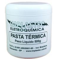 Pasta Térmica de Silicone Implastec Pote 500g