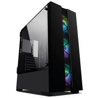 Pc Gamer Amd Athlon 3000g, Geforce Gtx 1050 Ti 4gb, 8gb Ddr4 3000mhz, Hd 1tb, Ssd 120gb, 500w 80 Plus, Skill Extreme