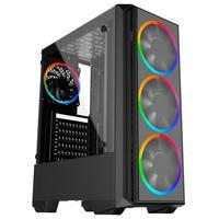 Pc Gamer Playnow Amd Ryzen 3 3200g 8gb Ddr4 2666mhz  placa De Vídeo Radeon Vega 8  Hd 2tb 500w Skill
