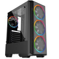 Pc Gamer Amd Ryzen 3 placa De Vídeo Radeon Vega 8 8gb Ddr4 Ssd 480gb 500w Skill Cool