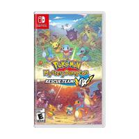 Jogo Pokémon Mystery Dungeon: Rescue Team Dx - Switch