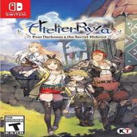 Atelier Ryza Ever Darkness And The Secret Hideout - Switch