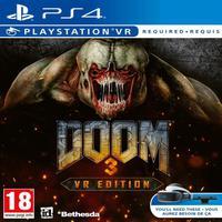 Doom 3 vr  - Ps4