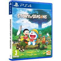 Doraemon Story Of Seasons - Ps4