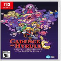 Cadence Of Hyrule: Crypt Of The Necrodancer Featuring The Legend Of Zelda - Switch